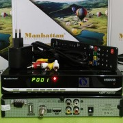 Receiver HD Manhattan USB6900 U+ PowerVu Autoroll