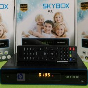 Receiver Parabola Skybox F1+ Hd PowerVu