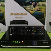 Receiver PowerVu Autoroll Manhattan U+ HD