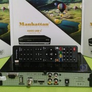 Receiver PowerVu HD Manhattan USB6900 U+ Autoroll