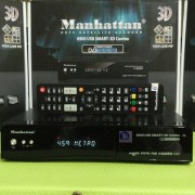 Receiver Parabola Manhattan Smart3D Combo
