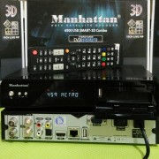 Receiver Parabola PowerVU Manhattan Smart3D