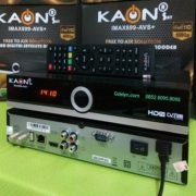 Receiver HD Kaonsat Imax AVS+ Scam Tanberg